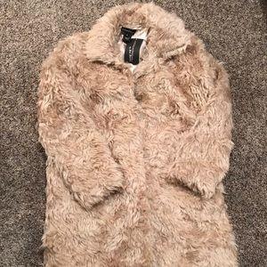 Jackets & Blazers - Sofiacashmere Fur Coat (Mohair)